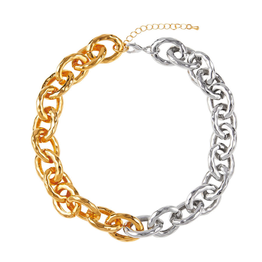Hot & Cold Chain Necklace
